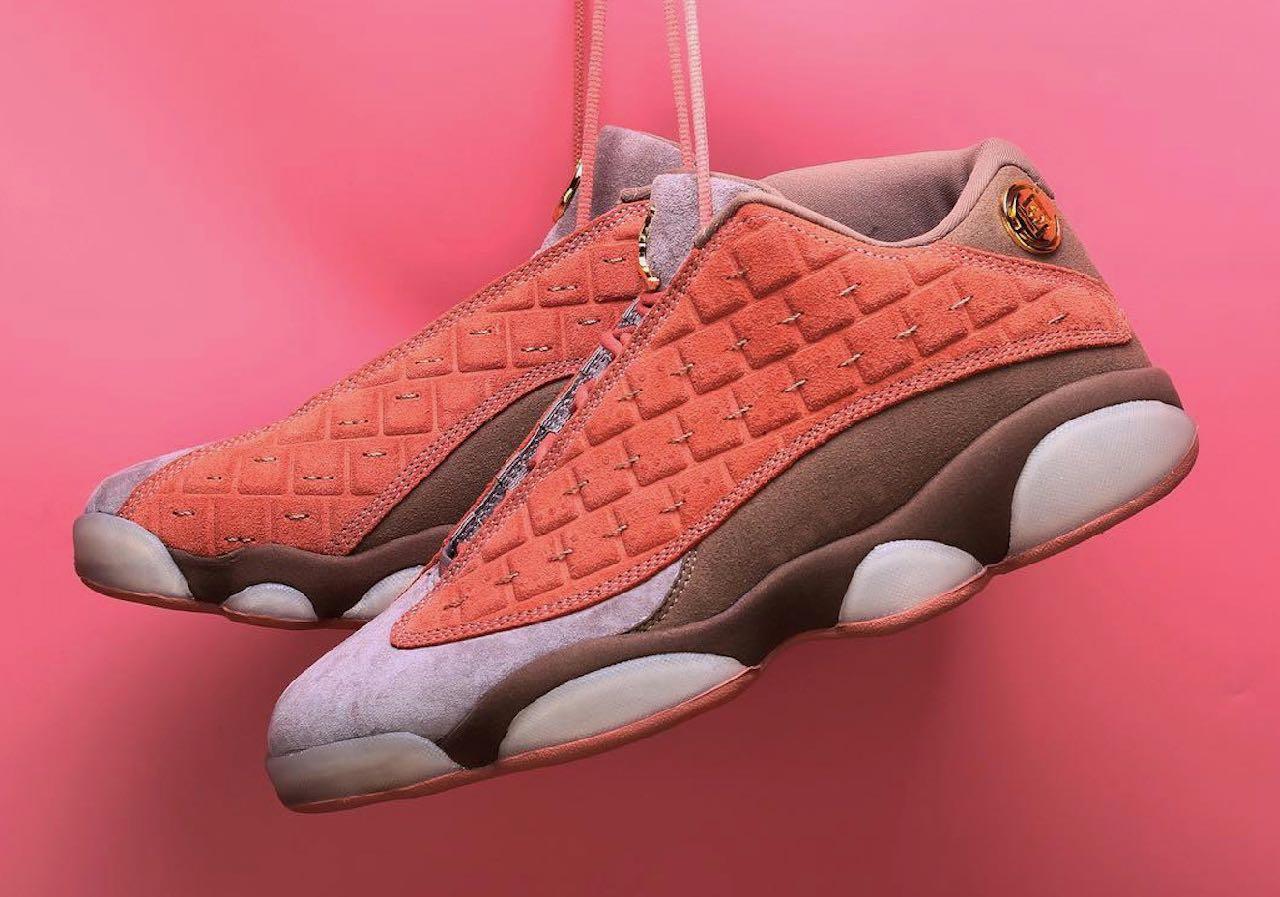 c2312a5feccb8c Un pack CLOT x Air Jordan 13 Low en 2019 - Le Site de la Sneaker