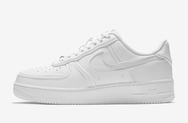 John Elliott x Nike Air Force 1 Low White Le Site de la