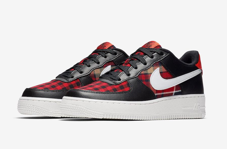 Gs Low La PreviewNike Le Site 1 Sneaker Force Air Flannel De 8Nwmn0