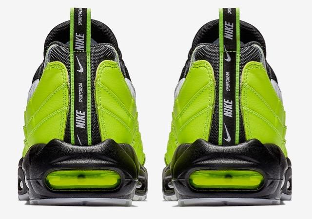Preview: Nike Air Max 95 Volt Glow - Gov