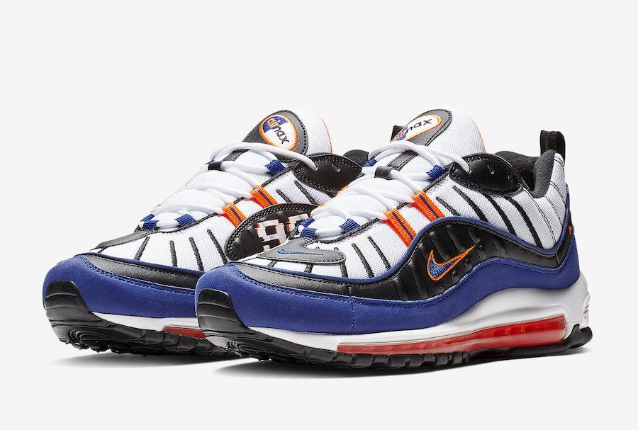 Nike Air Max 98 Knicks
