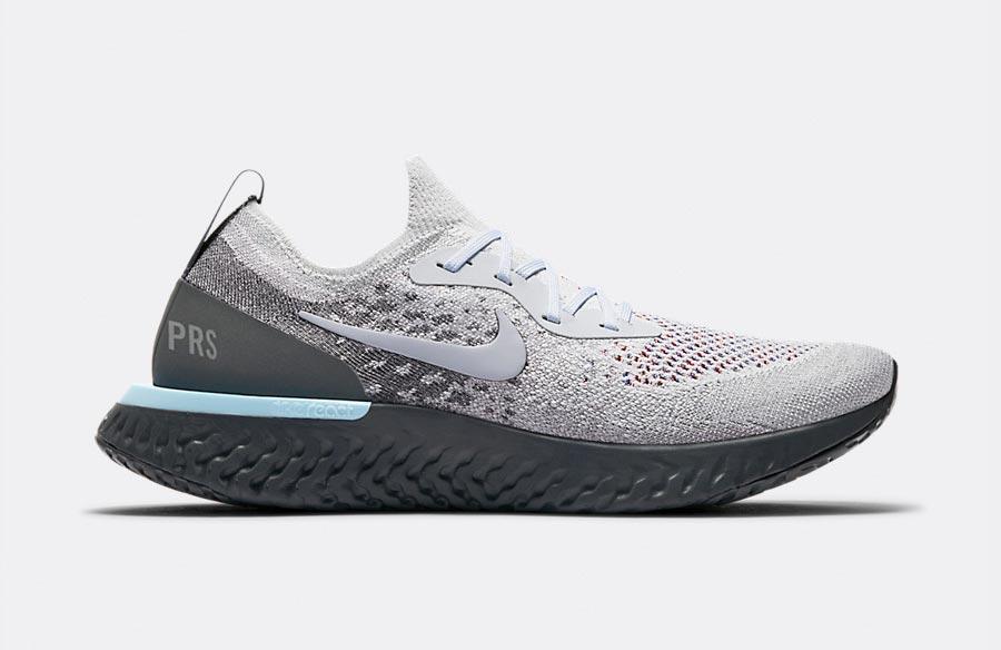 Nike Epic React Flyknit Paris - Gov