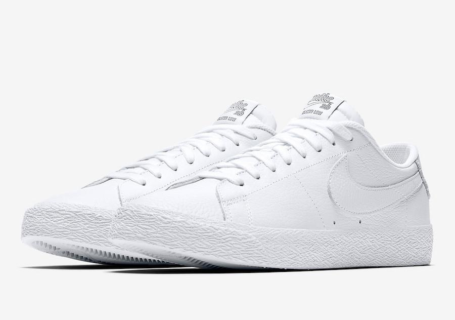 Nike SB Blazer Low NBA - Le Site de la Sneaker