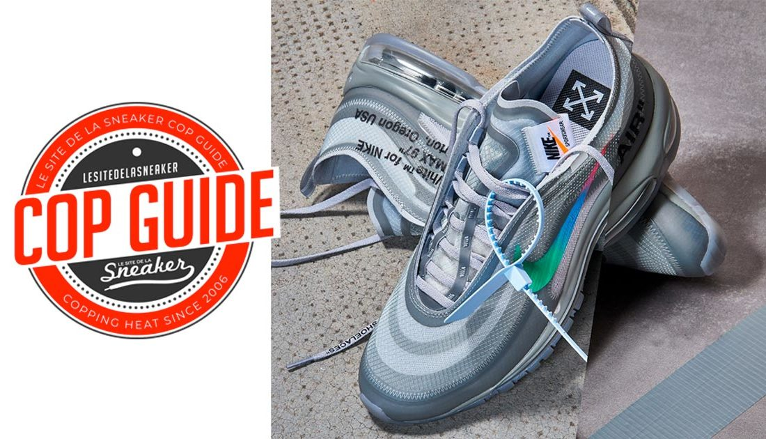 129ebad13ea Nike Air Max 97 Archives - Page 3 sur 15 - Le Site de la Sneaker
