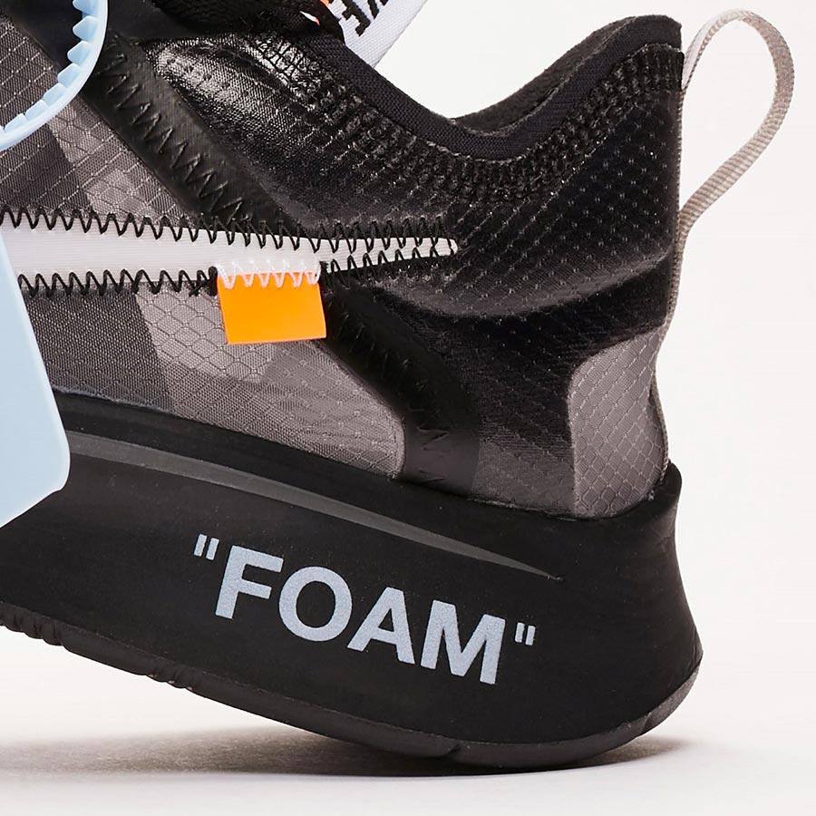 9a6ce5133364 Off-White x Nike Zoom Fly SP Black - Le Site de la Sneaker