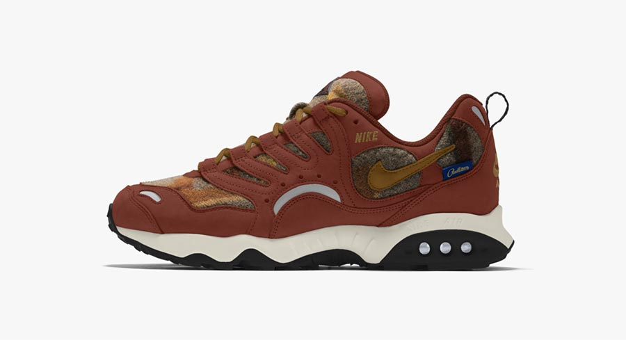 info for eee47 53ca6 NIKEiD x Pendleton Painted Hills Collection - Le Site de la Sneaker