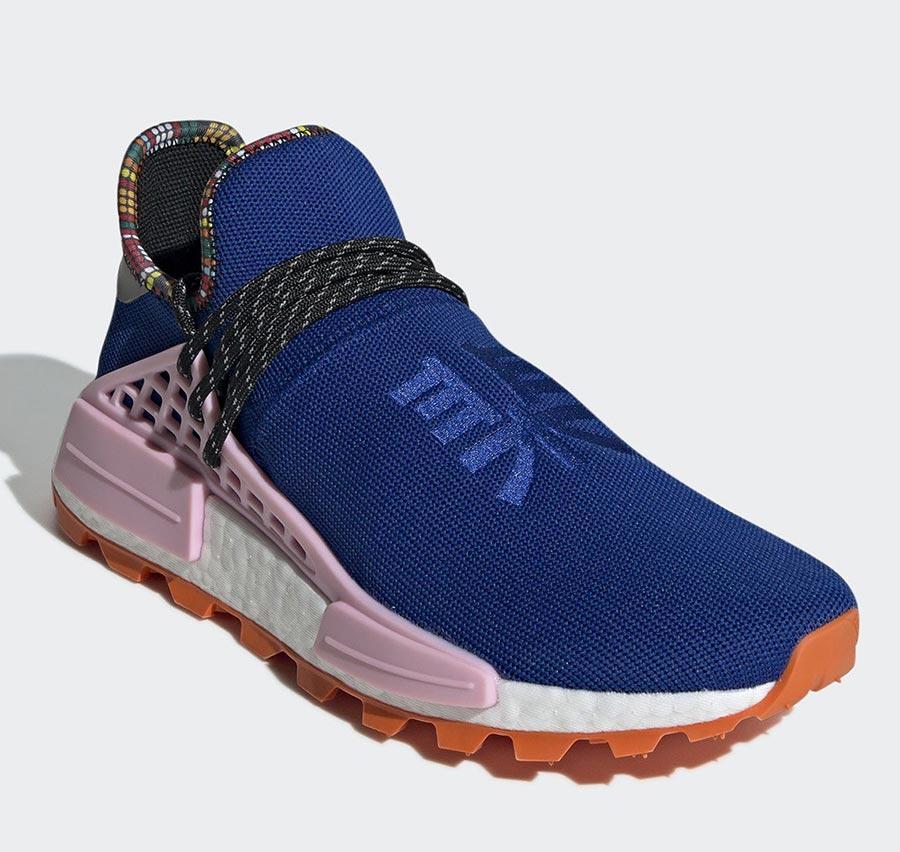 adidas nmd bleu rose
