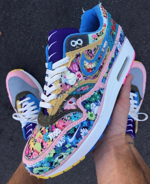 Sean Wotherspoon x Nike Air Max 1 Bespoke Le Site de la
