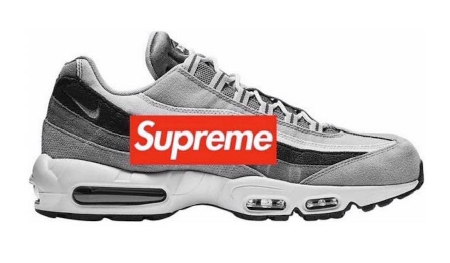 new product 468f2 1ac84 Un pack Supreme x Nike Air Max 95 Lux en 2019 - Le Site de ...