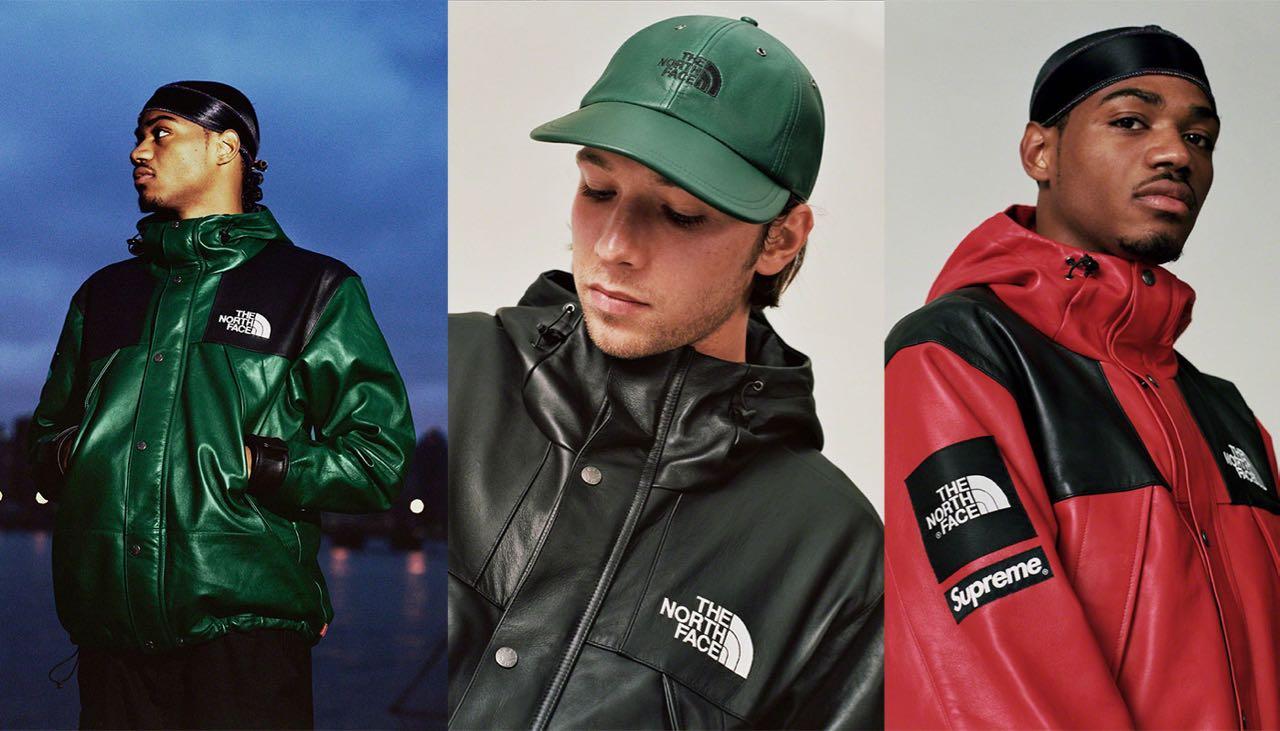 La Face North Le 2018 Site The Sneaker X Automne De Supreme TZikuOXP