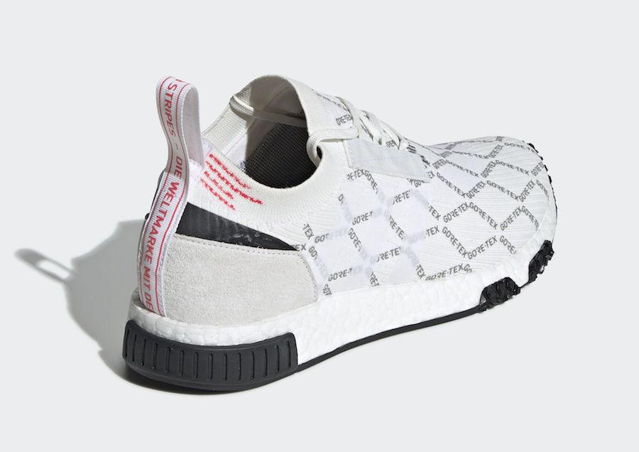 Preview: adidas NMD Racer GTX White Le Site de la Sneaker