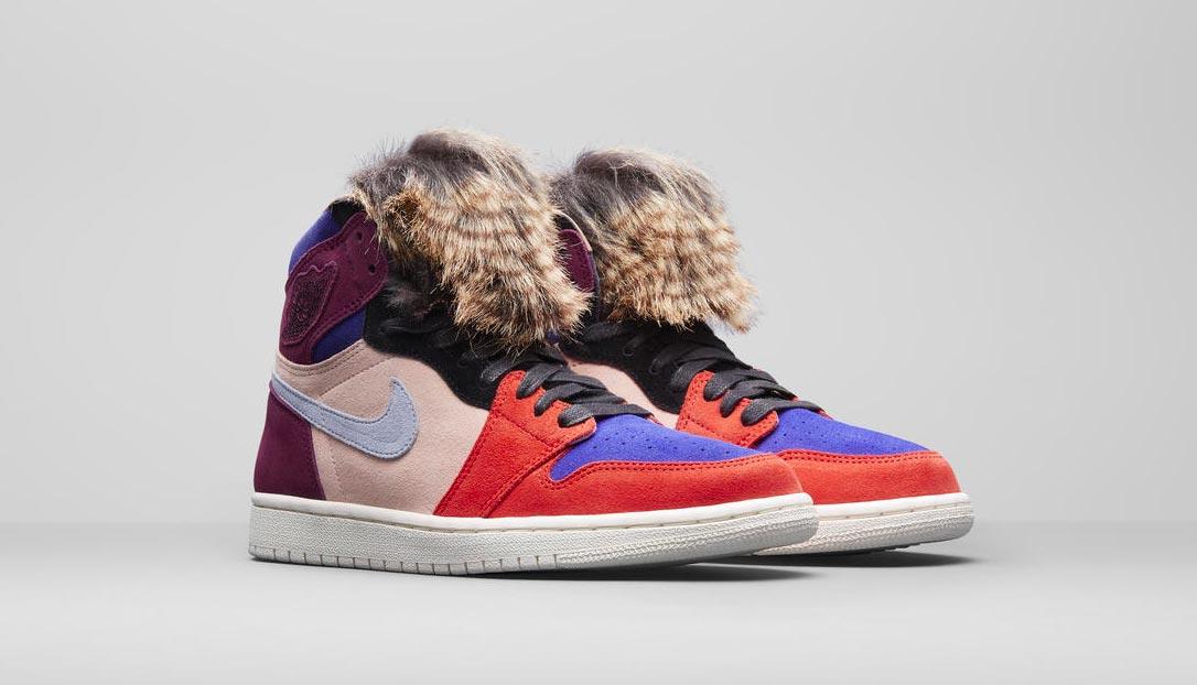 f3be6afb91a09a Aleali May x Air Jordan 1 Viotech x Maya Moore - Le Site de la Sneaker