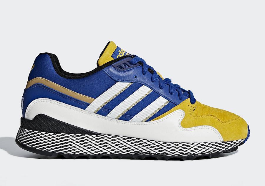 Avis] Que vaut la Adidas Ultra Tech DBZ Vegeta 'Over 9000' ?