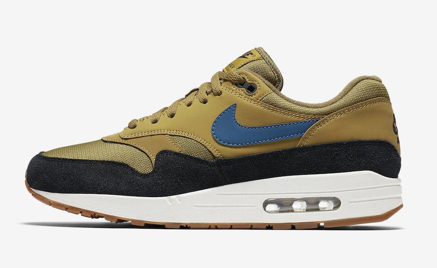 1 Moss Air Sneaker Golden Site La Nike Max Le De bfym76gIvY