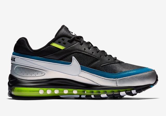 Nike Max Metallic Pack Air 97BW L4Rj53A
