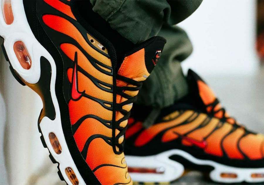 nike air max tn orange
