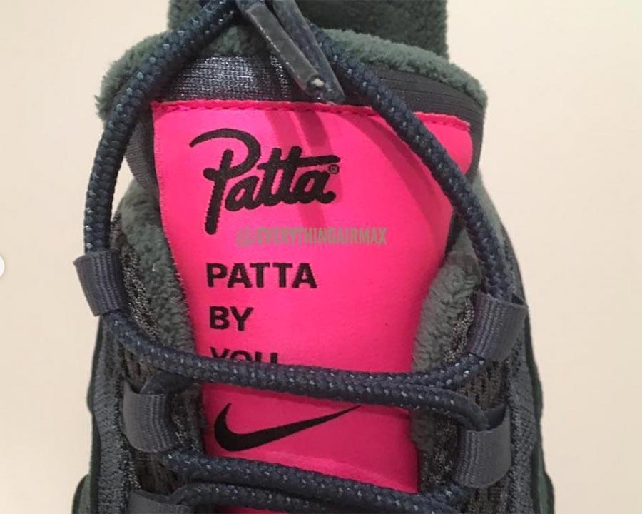 buy online dc490 ce361 patta-nike-air-max-95-90-black-pink-