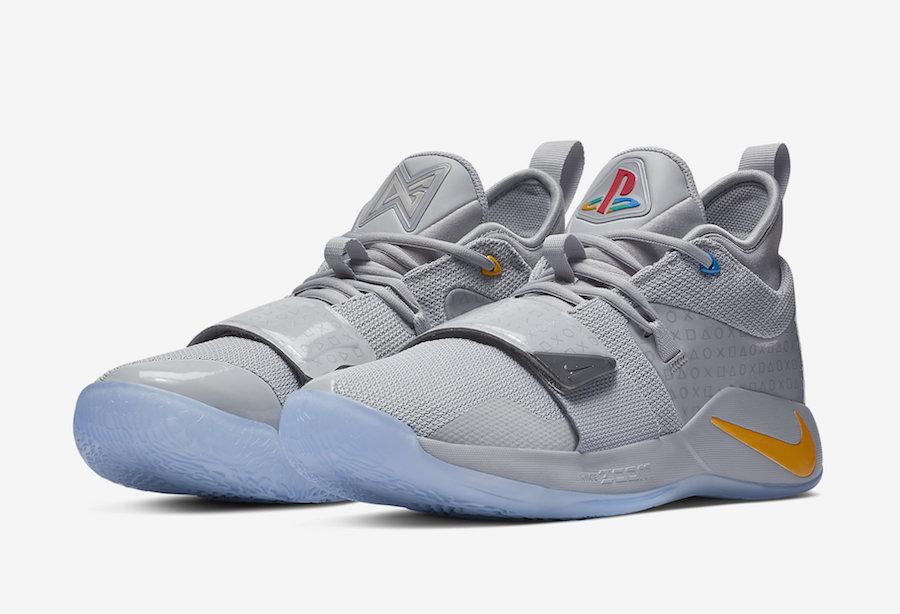 3d211112712 Playstation x Nike PG 2.5 - Le Site de la Sneaker