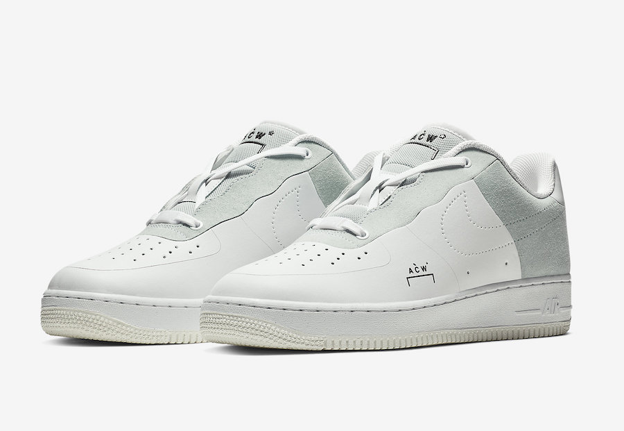 A Cold Wall x Nike Air Force 1 : Date de sortie | WAVE®
