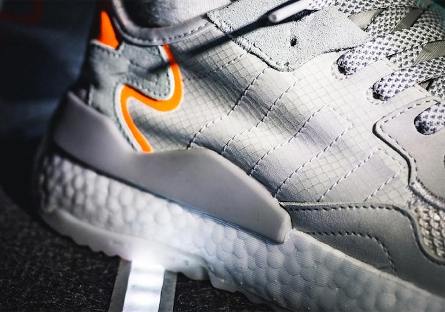 dc07017c3b3ae4 Preview  adidas Nite Jogger Grey - Le Site de la Sneaker