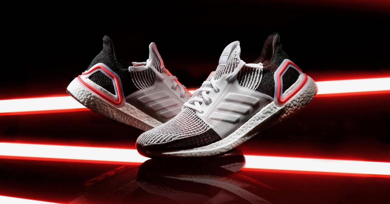 1c70f6b6deb adidas Ultraboost 19 Active Red - Le Site de la Sneaker