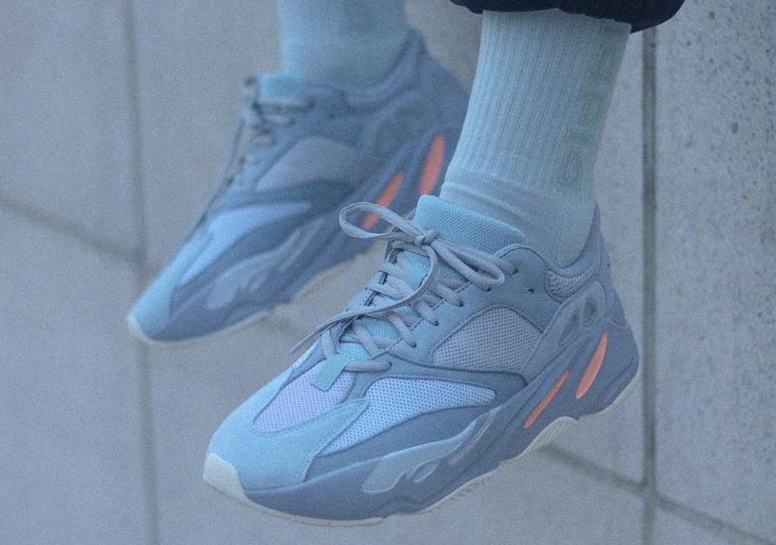 competitive price 13019 37525 Une adidas Yeezy Boost 700 Inertia au printemps 2019 - Le ...