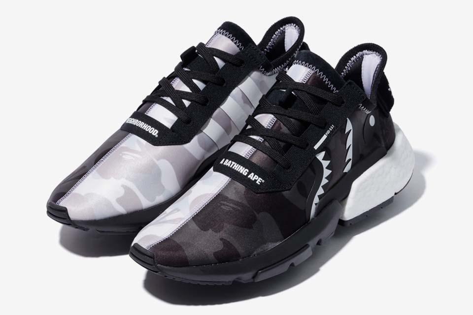 S3 Adidas 1 Bape Neighborhood Pod X Y2Ee9DHIW