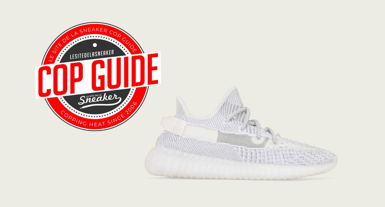 9e1d1a77dad6d Comment cop la adidas Yeezy 350 V2 Static   - Le Site de la Sneaker