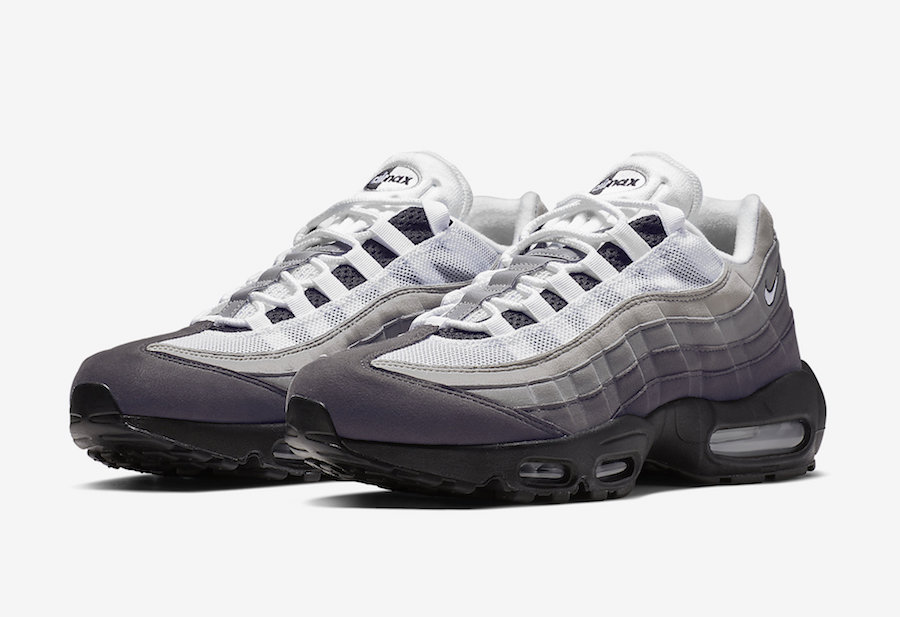 shop best sellers official photos the best attitude Nike Air Max 95 Black Anthracite