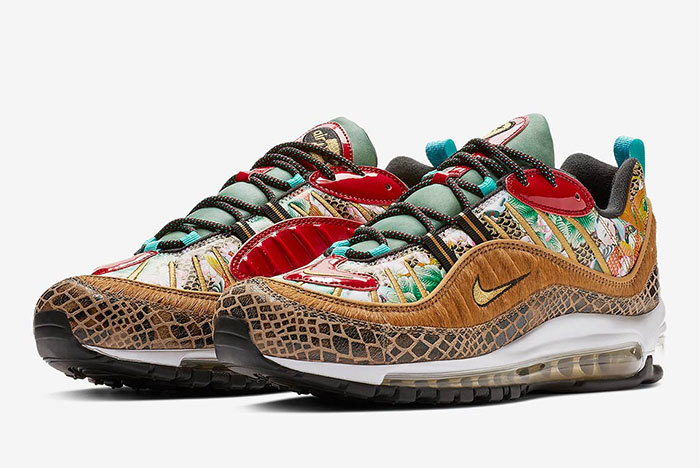 Preview: Nike Air Max 98 Chinese New Year Le Site de la