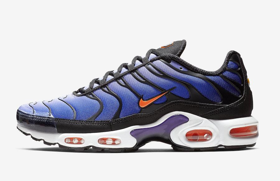 Nike Air Max Plus Voltage Purple - Le Site de la Sneaker
