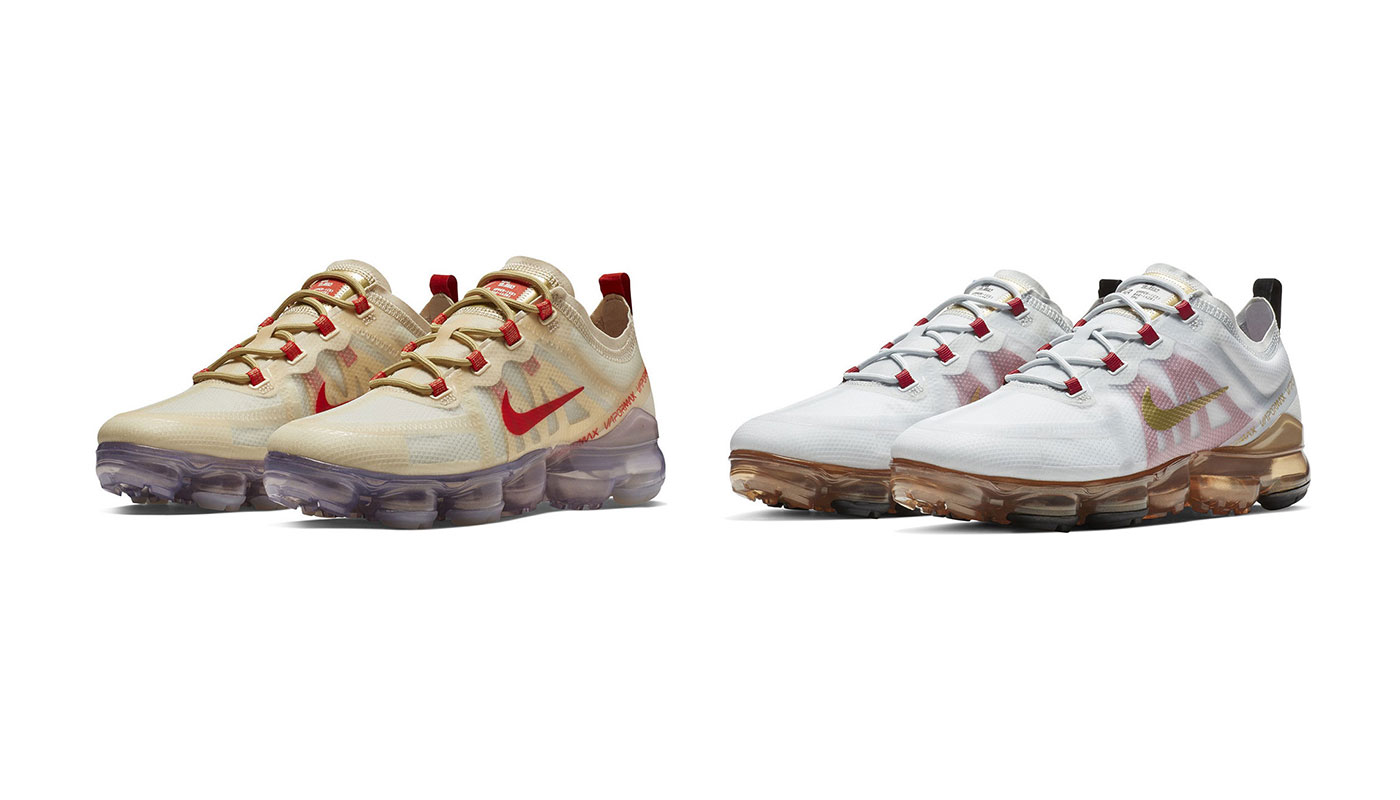 2019 Nike Air VaporMax Chinese New Year Chaussures 2019 Nike