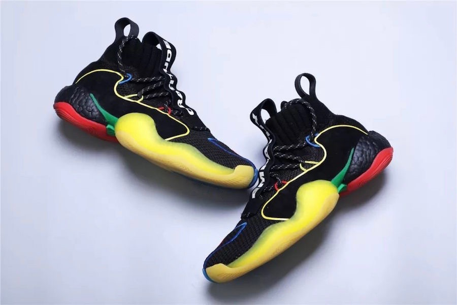731f0b6d1 Pharrell x Adidas Crazy BYW X Gratitude Empathy - Le Site de la Sneaker
