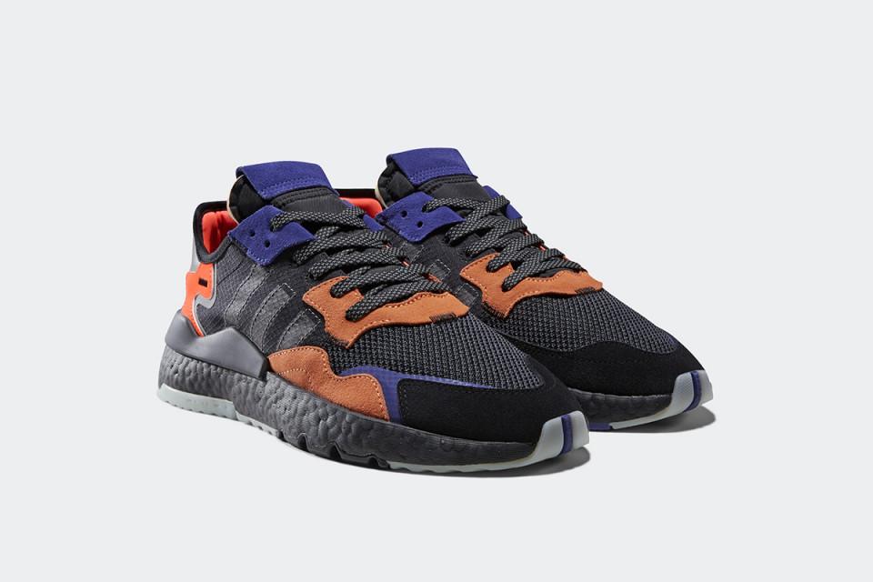 6083d2baf8b845 adidas Nite Jogger Black Carbon - Le Site de la Sneaker