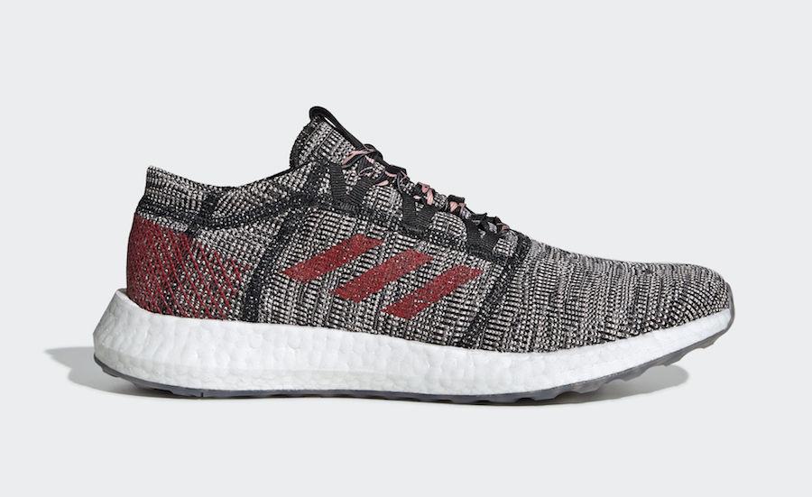 Test chaussures : Adidas PureBoost Go Jogging International