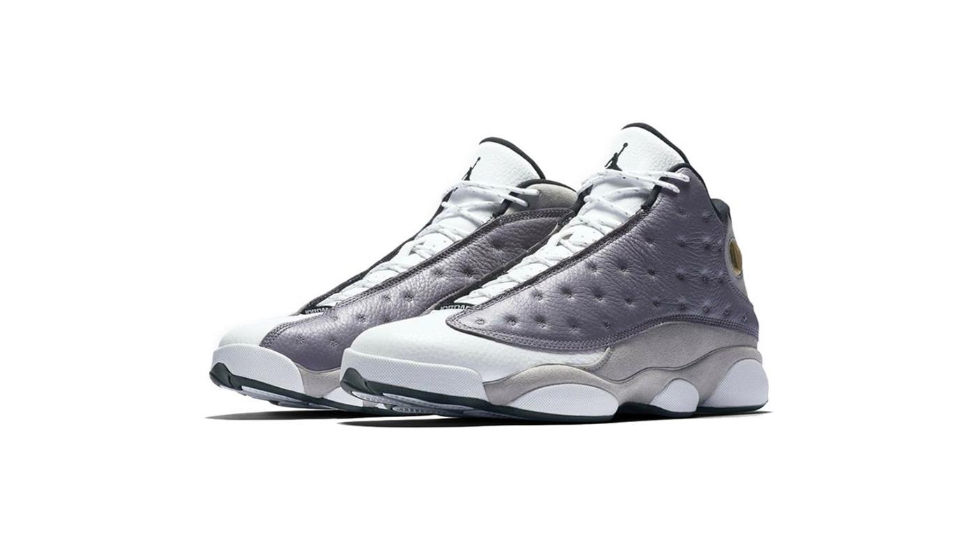 chaussures de sport c11ee ad449 Air Jordan 13 Atmosphere Grey