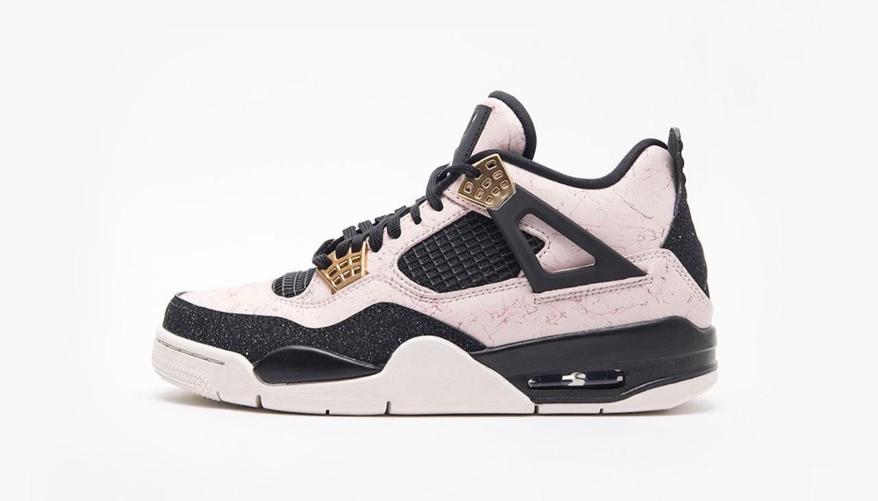 Air Jordan 4 WMNS Silt Red - Le Site de la Sneaker