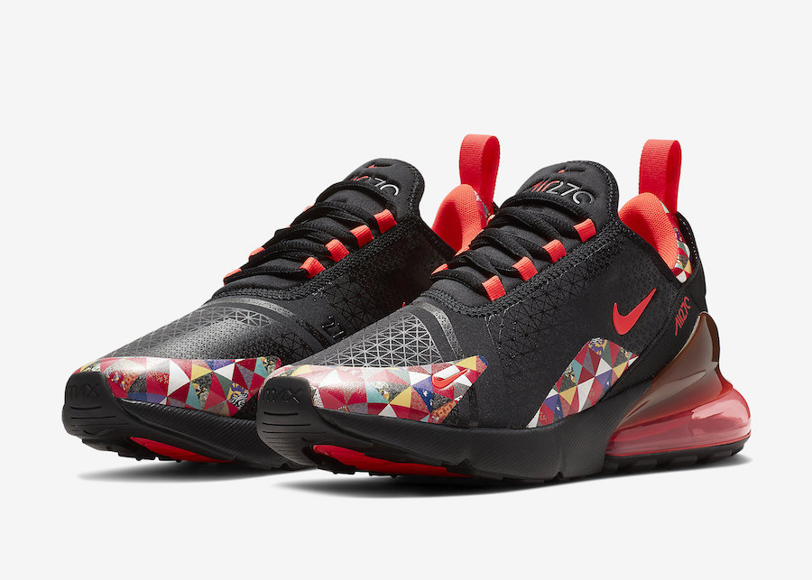 00bae4cbac2 Preview  Nike Air Max 270 Chinese New Year - Le Site de la Sneaker