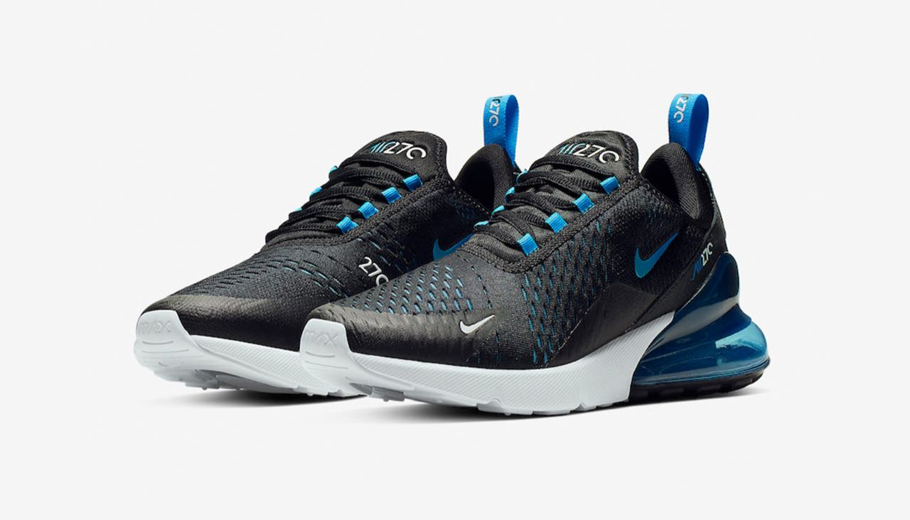 Nike Air Max 270 Photo Blue Le Site de la Sneaker