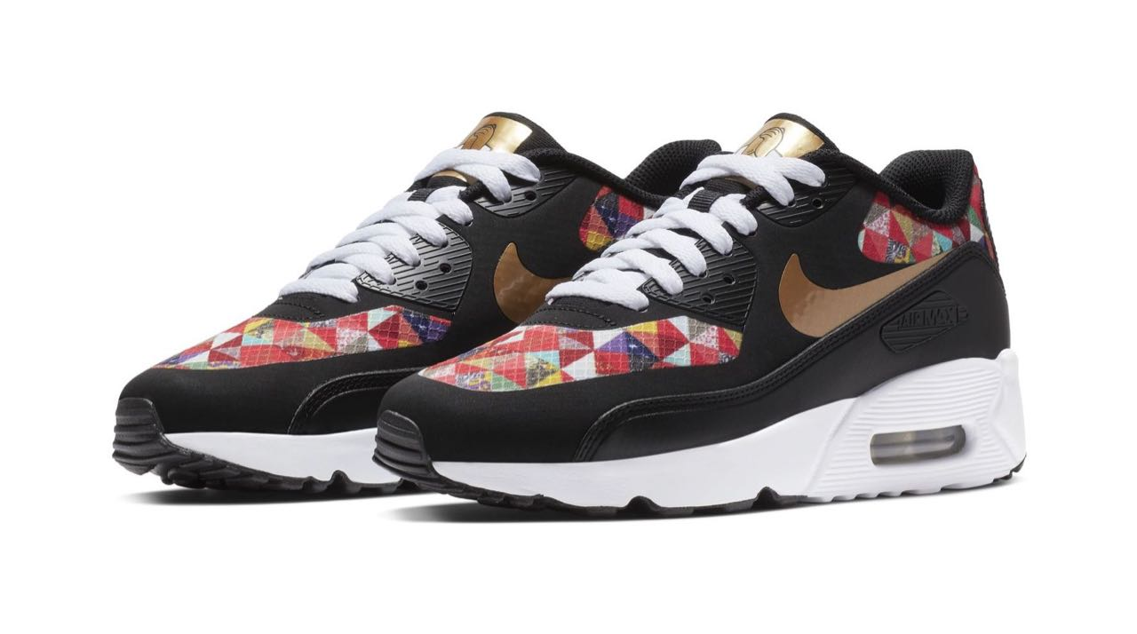 pretty nice 62450 fe64d Preview Nike Air Max 90 Ultra 2.0 Chinese New Year - Le Site de la Sneaker