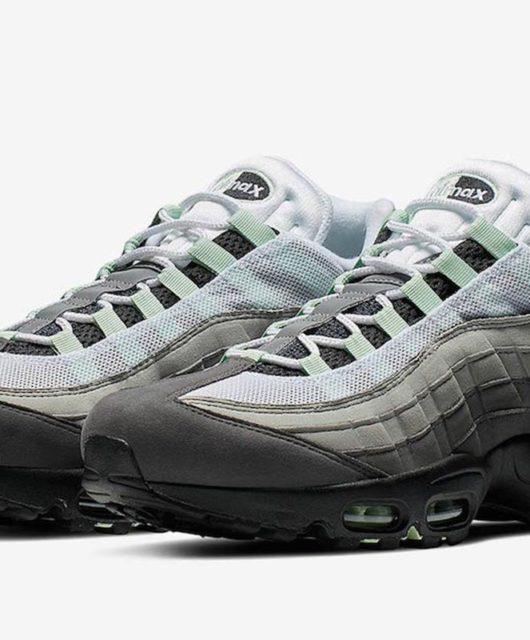 sports shoes 83f5f 3365e Nike Air Max 95 Fresh Mint