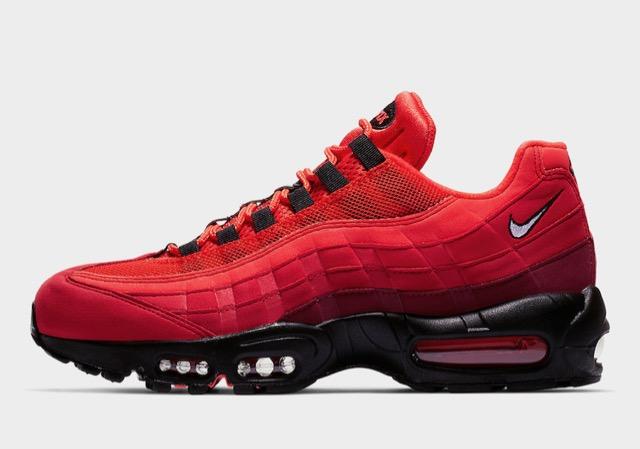 Preview: Nike Air Max 95 OG Habanero Red - Le Site de la Sneaker