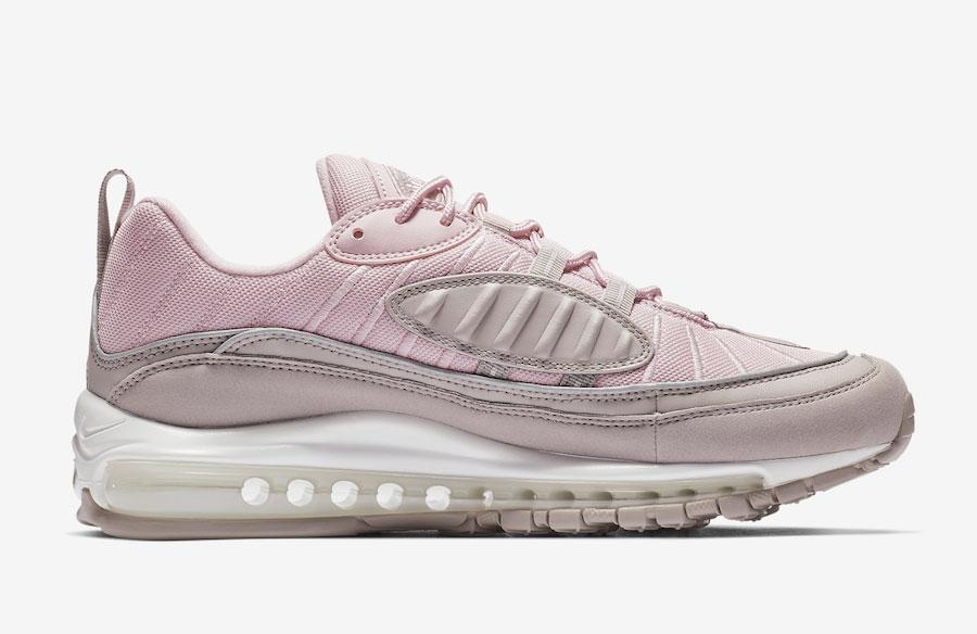 Nike Air Max 98 Pink Pumice