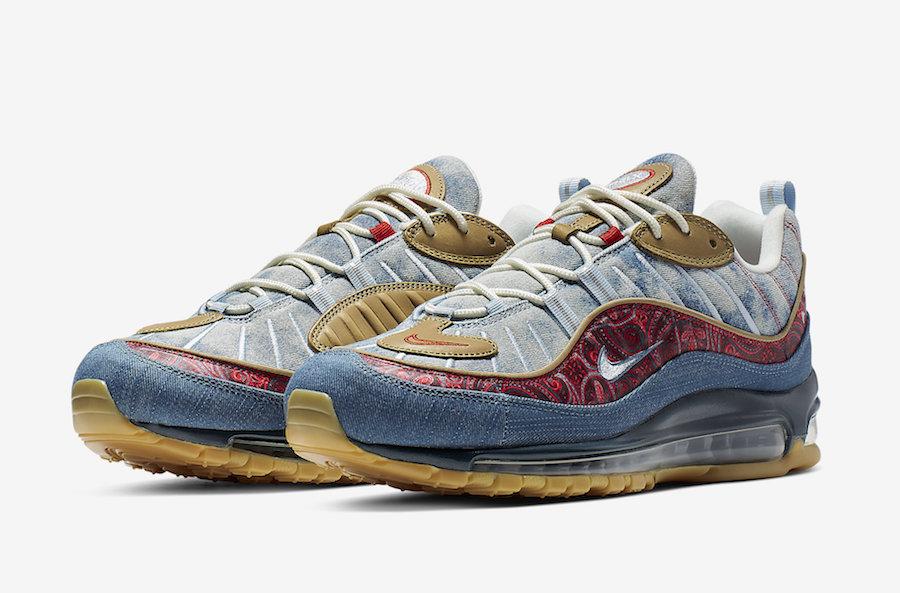 Nike Air Max 98 Wild West Pack Le Site de la Sneaker
