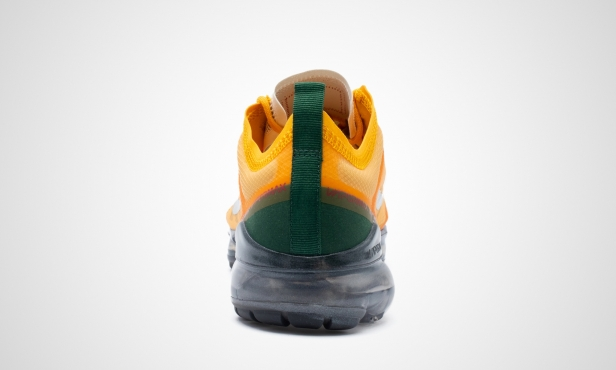 57b6ebf70cbb4b Nike Air VaporMax 2019 Orange Green - Le Site de la Sneaker