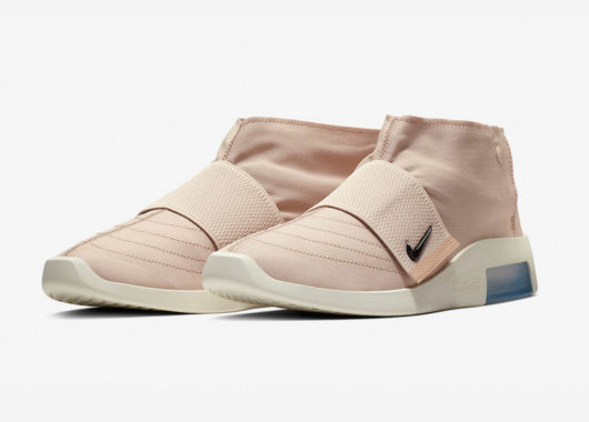 fa505b97cc4c72 Nike Air Fear Of God Moccasin Particle Beige