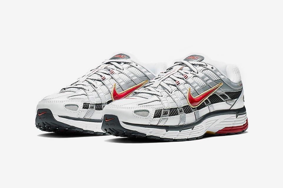 Nike P 6000 CNPT Metallic Silver