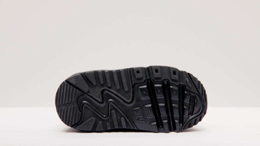 Off White x Nike Air Max 90 Black Cone