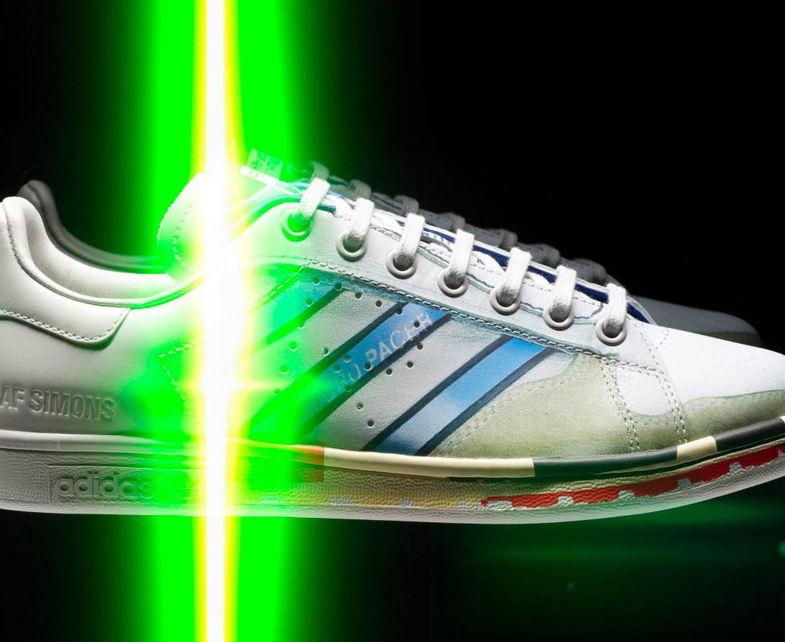 various colors official shop reasonably priced Raf Simons revisite la adidas Stan Smith - Le Site de la Sneaker