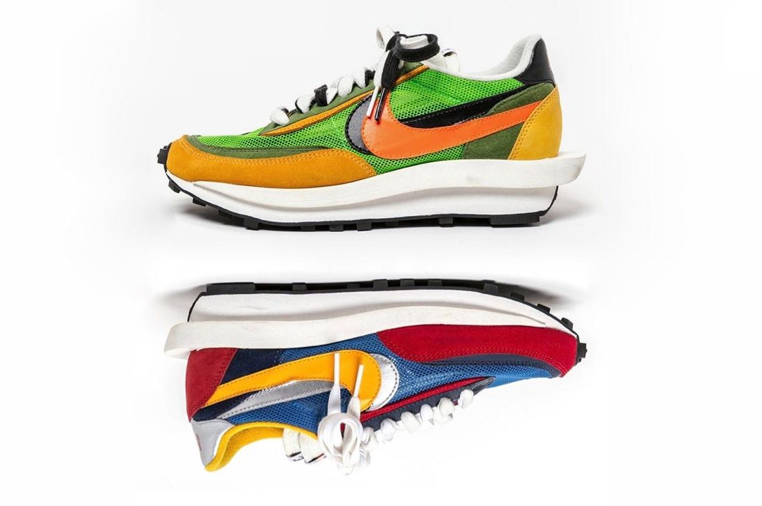 Sacai x Nike LDV Waffle Daybreak Pack. Voir l article · Sneakers 56290bf00